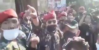Para Purnawirawan TNI Marah: Ulama Kami Ditusuk, Pimpinan Kami Dibilang An**ng