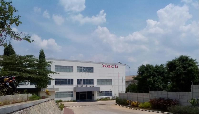 Loker PT.Terbaru PT.XACTI Indonesia Daerah Bogor