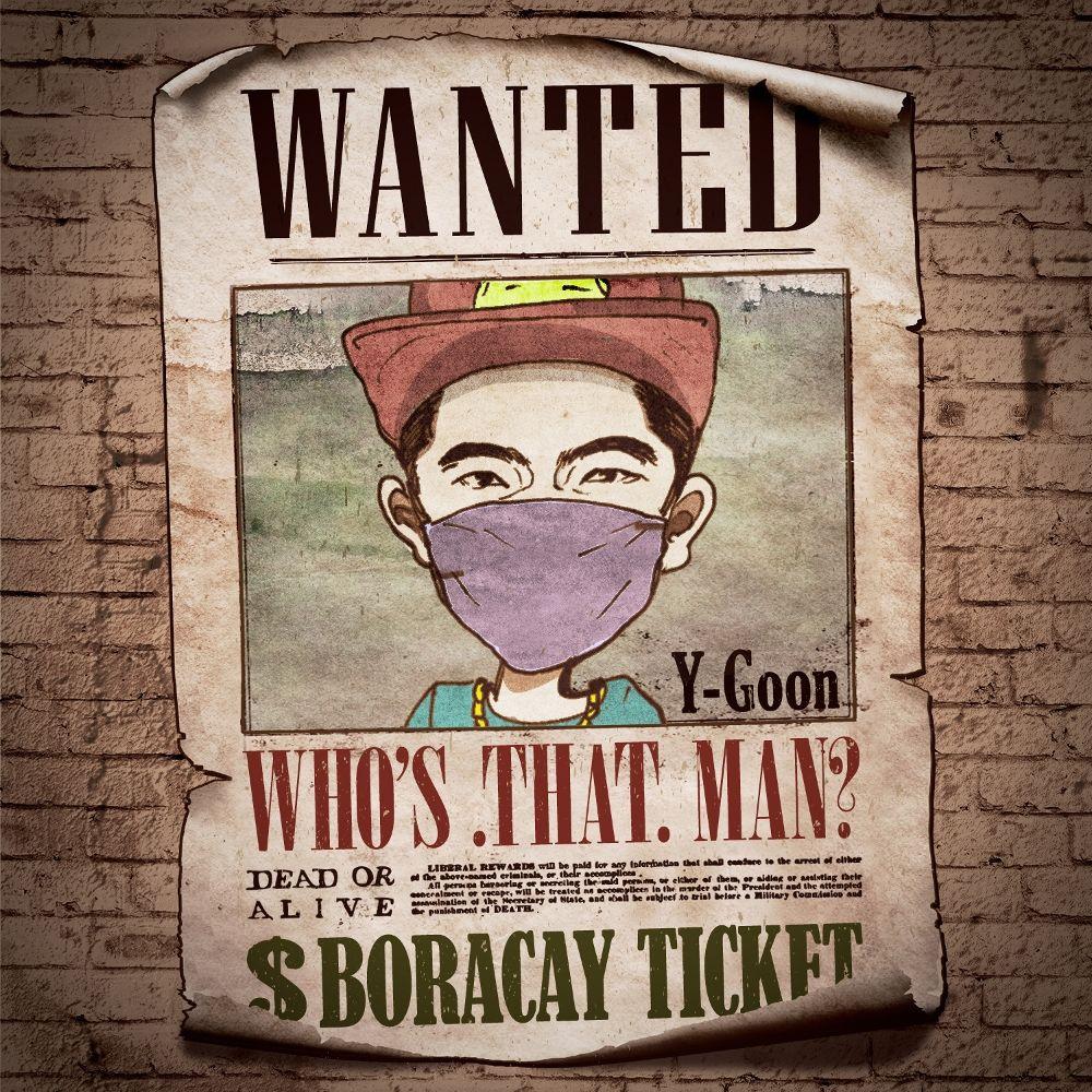 Y-Goon – Who`s That Man? – Single