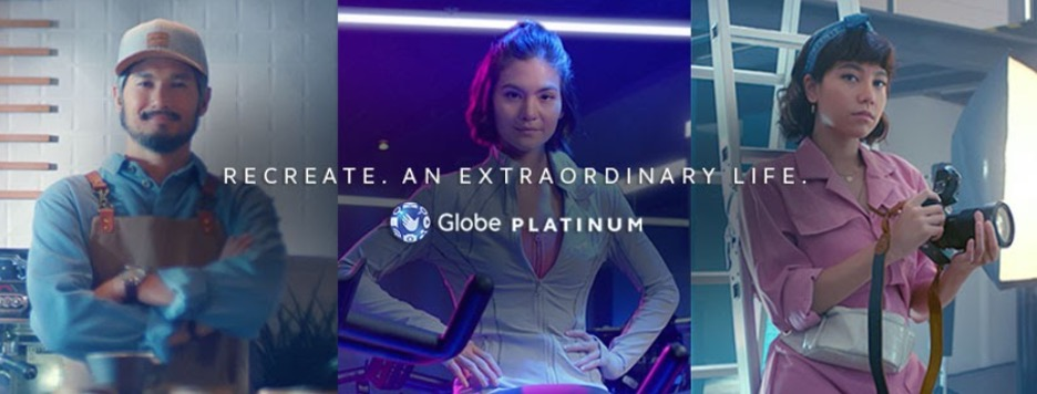 Globe Platinum Gives Tribute to Extraordinary Acts During Pandemic