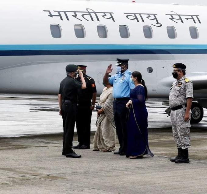 जनरल एमएम नरवणे विभिन्न सेना और नौसेना प्रतिष्ठानों का दौरा करेंगे ।