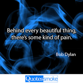 Bob Dylan Sad Quote