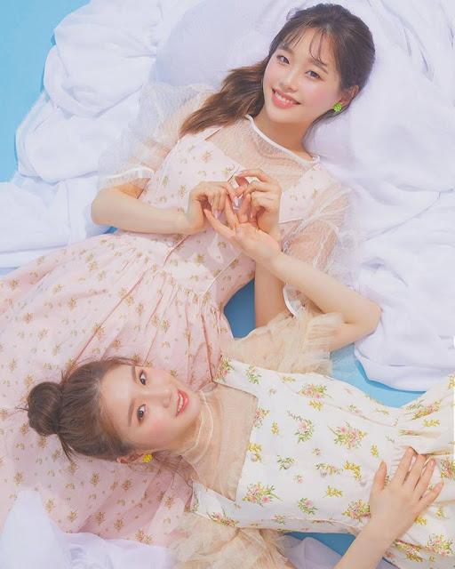LOONA (Heejin And Chuu)