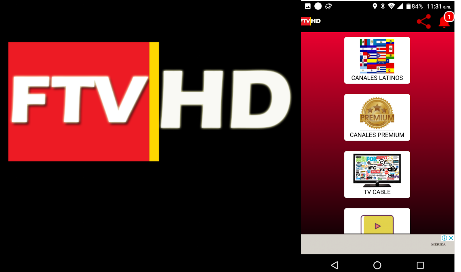 Nueva App Para Ver Tv Gratis Phone Geek Tv Android