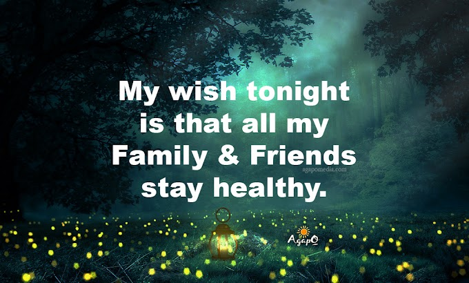 My Wish Tonight