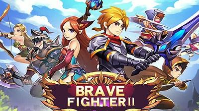 Brave Fighter 2 mod apk