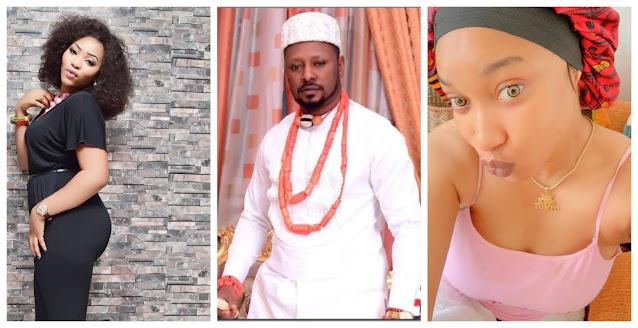 Actress, Doris Ogala continues to slam Prince Kpokpogri as she reveals more secrets (video)