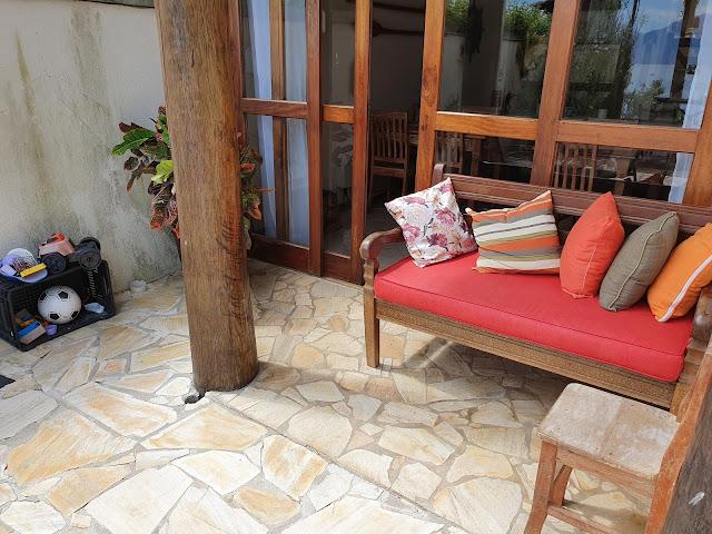Blog Apaixonados por Viagens - Ilha Grande - Pousada Caiçara