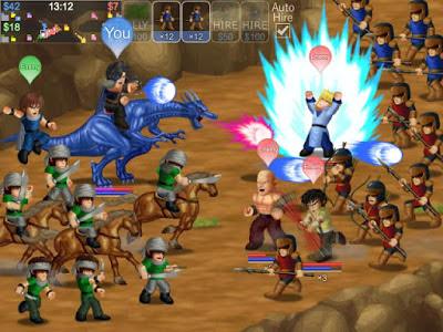 Download Game Hero Fighter X Mod Apk