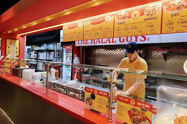 The Halal Guys, Hongdae