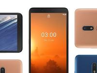 Nokia C3 Resmi Meluncur, Harga Cuma Rp 1,6 Juta