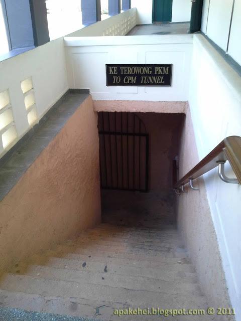Terowong komunis