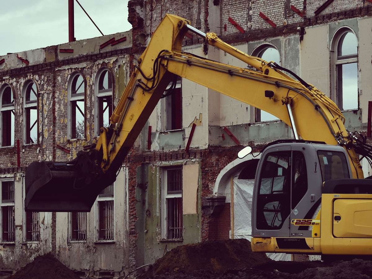 Основные требования к размещению некапитальных строений