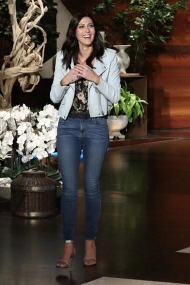 Becca Kufrin Skinny Jeans