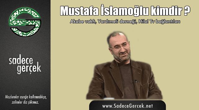 Mustafa islamoglu kimdir