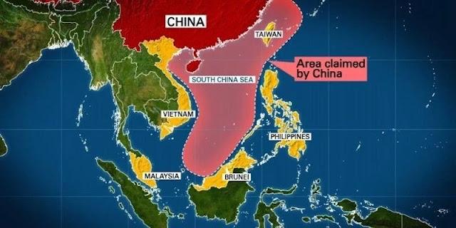 Objektif China Di Natuna