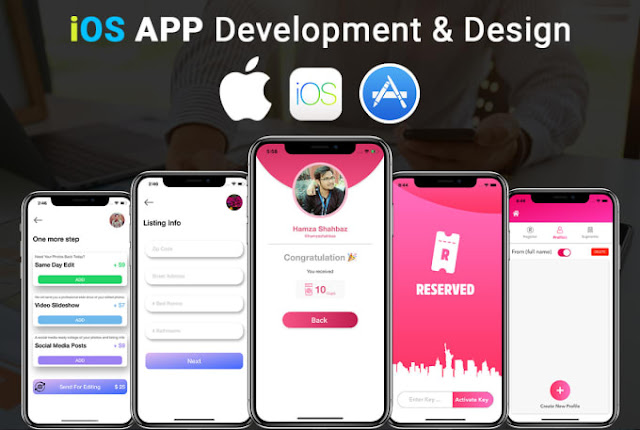 ios app development and design - educational apps for ipad - ipad pro notes