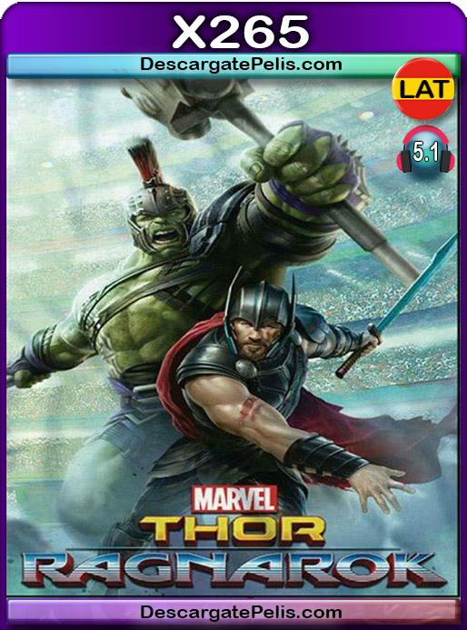Thor Ragnarok 2017 1080P x265 Latino – Ingles