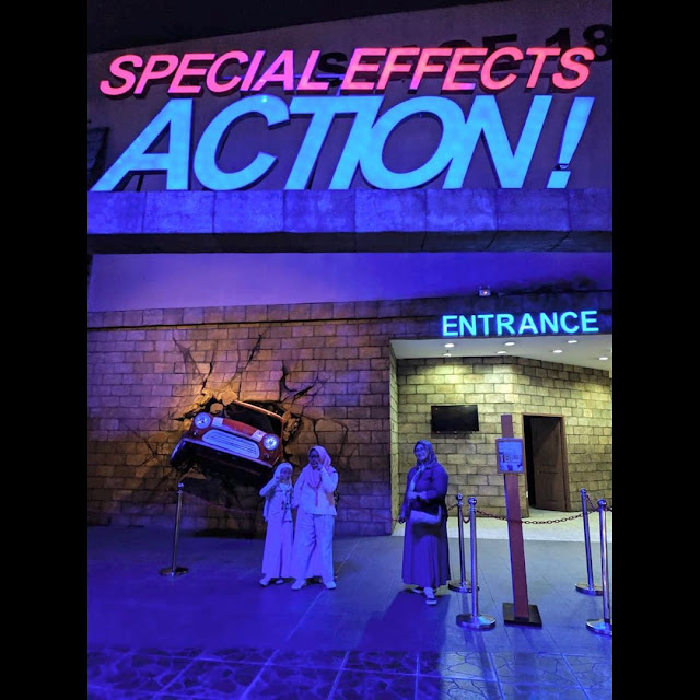 Special Effect Action
