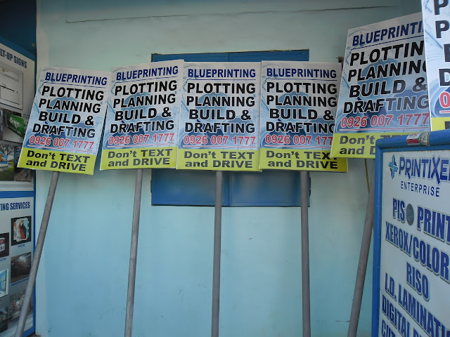 Outdoor Post Signs Philippines