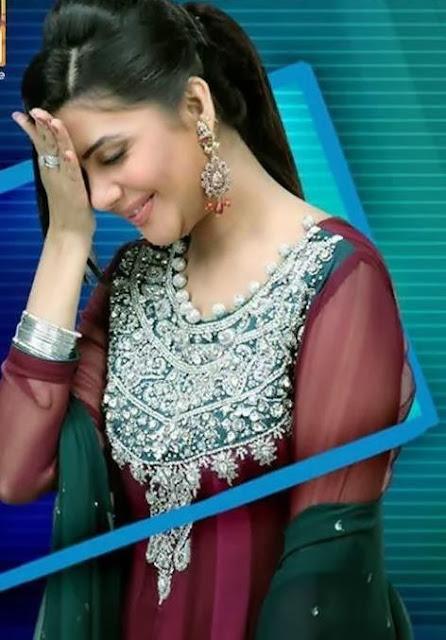 Nida Yasir Facebook Photos-1624