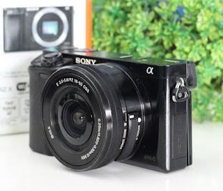 Jual Sony a6000 Mirrorless Bekas
