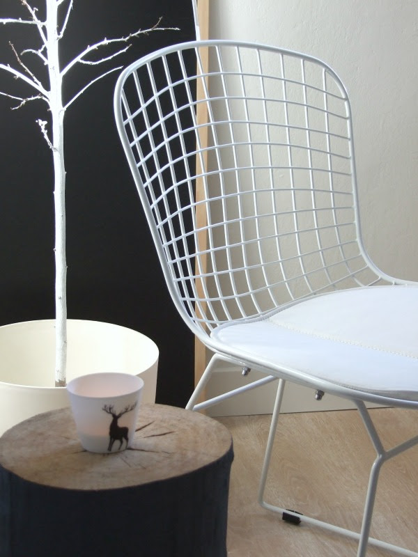 Silla Bertoia de Harry Bertoia en Superestudio.com