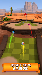 Golf Battle apk mod