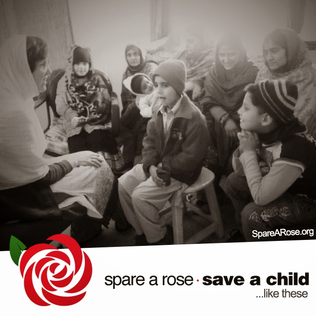 www.SpareARose.org/give