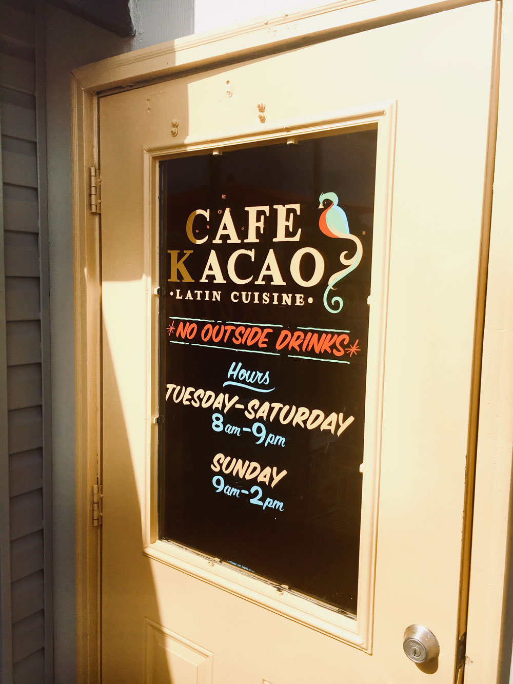 cafe kacao in okc