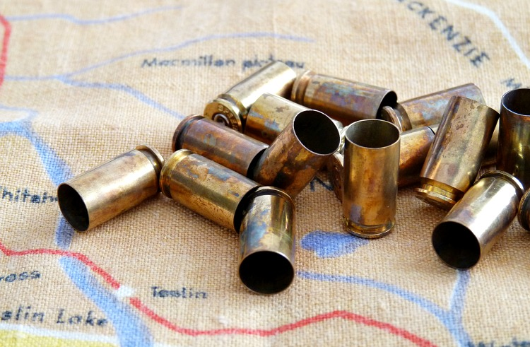 Projects using shell casings