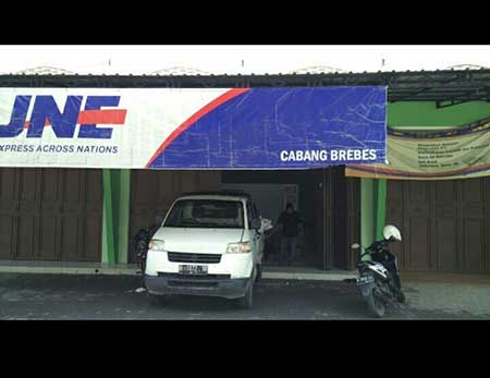 Alamat & Nomor Telepon Kantor Cabang JNE Kabupaten Brebes