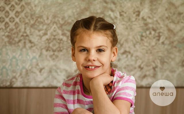 У Лизы порок сердца. Её бросил папа, а кардиохирург, который лечил её в Пензе, уехал работать в Нидерланды!