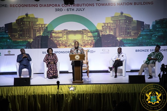 """""""We Have Made Significant Progress"""" – President Akufo-Addo"""