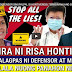 """Watch: Rep. Marcoleta & Defensor Burns Hontiveros """"Sinisiraan mo ang gobyerno para pagtakpan si Aquino!"""""""