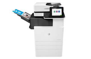 HP Color LaserJet Managed MFP E87660du Drivers, Review