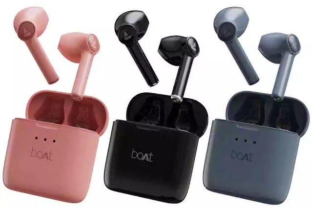 boAt Airdopes 131 True Wireless Bluetooth Headset Price in India