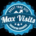 About Maxvisits - How I Got Free 5000 Traffic To My Blog