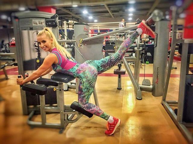 Fitness Yulia Ushakova
