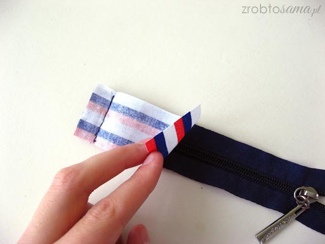 Jak uszyć kosmetyczkę