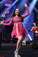 Sunny Leone Dancing on stage At Rogue Movie Audio Music Launch ~  242.JPG