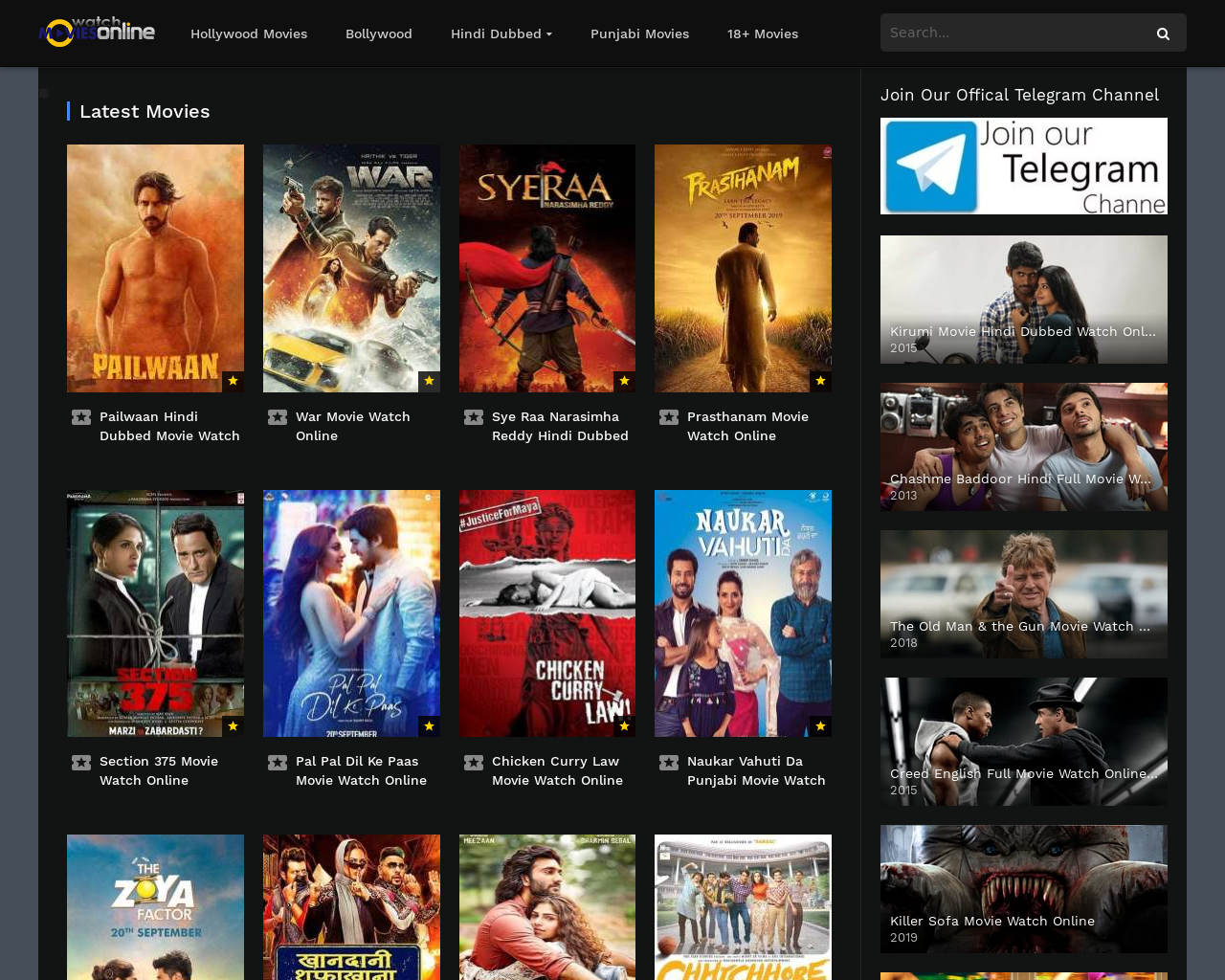 Online Movies For you Dowload Movie