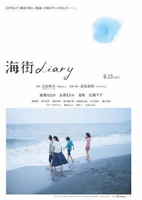 Umimachi Diary (Kamakura Diary) 2015 DVD R2 PAL Spanish