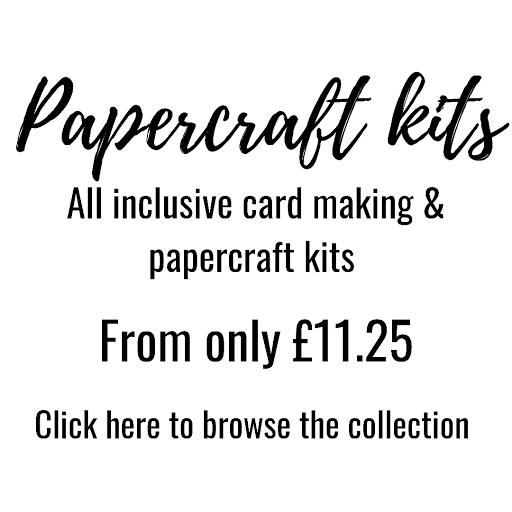 Card making & Papercraft kits