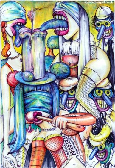 Original Art for sale on Artfinder