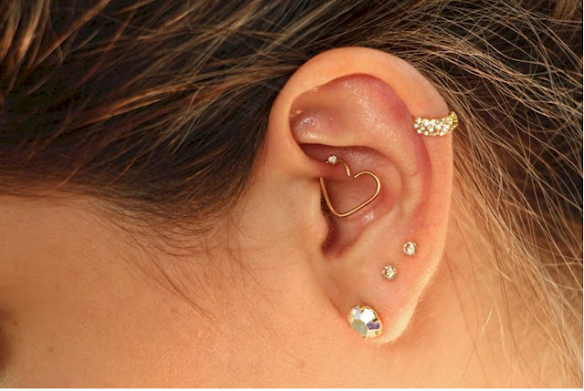 If You Notice Somebody With This Ear Piercing, It Means ...