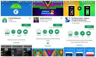 طرق, معرفة, التطبيقات, المزيفة, والضاره, على, متجر, Google ,Play