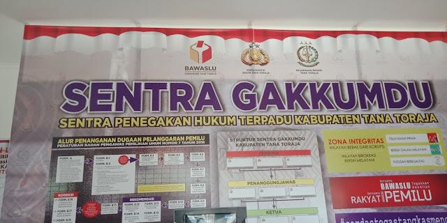 Penuhi Panggilan Bawaslu Tana Toraja, Caleg Partai Perindo Ini Bantah Lakukan Money Politic