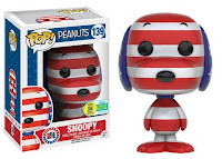 Pop! TV: Peanuts - Patriotic Snoopy.