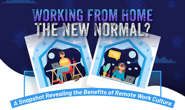Working From Home - The New Normal?